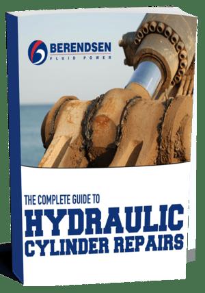 Cylinder repair cover