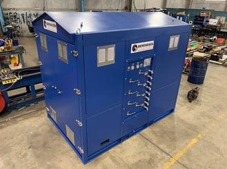 mining hydraulic power unit