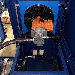hydraulic motor energy efficiency
