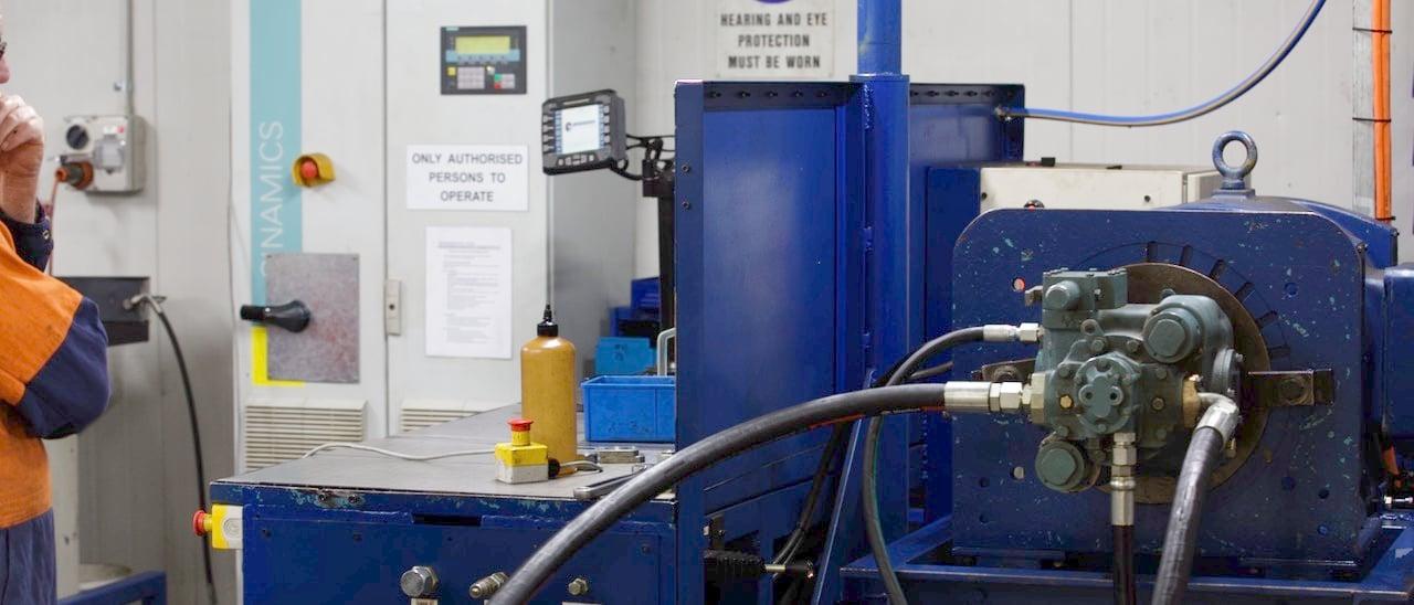 hydraulic pump pressure problems