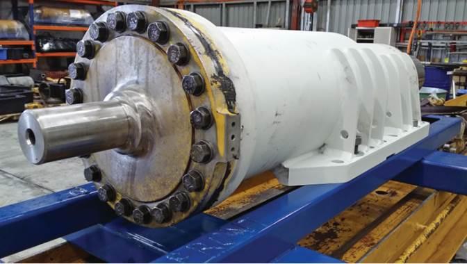 reasons for hydraulic cylinder failure